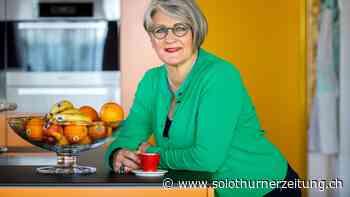 Auf einen Kaffee mit... - Die ganzheitliche Bestatterin gab Kurse für Berufseinsteiger — mit ihrem farbigen Konzept ging sie so einigen gegen den Strich - Solothurner Zeitung