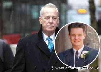 Michael Barrymore pool death father: 'I've done my best for my son'