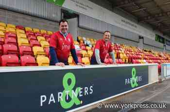 York City joins with new partner