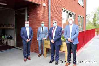 Minister Weyts opent nieuwbouw De Krinkel