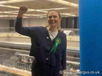 Greens win Hollingdean and Stanmer in Brighton by-election