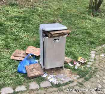 LESERBEITRAG: Müllproblem am Kothen - Wuppertal total: Aktuelle Nachrichten und lokale News - Wuppertal total: Aktuelle Nachrichten aus der Region