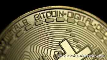 Digitalwährung: Goldman Sachs wagt den vorsichtigen Einstieg in die Krypto-Welt