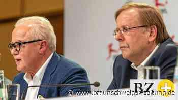 Chefsache Fußball: VW mahnt Ruhe beim DFB an
