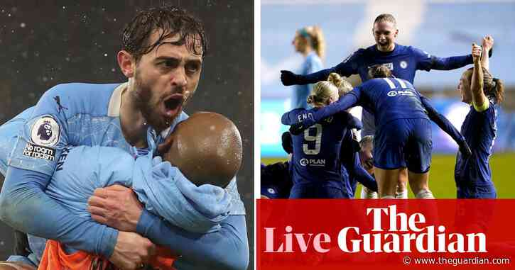 Man City v Chelsea, WSL final day, Joel Glazer statement and Istanbul doubts – as it happened