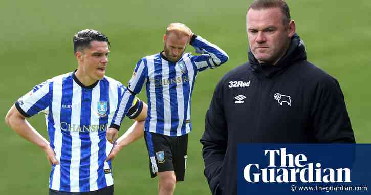 Derby and Sheffield Wednesday collide with League One drop looming