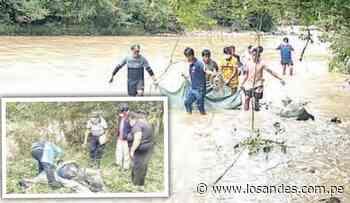 Horrenda muerte en río Tambopata deja un muerto - Los Andes Perú