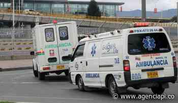 Una mujer perdió su bebé mientras era transportada en una ambulancia que fue atacada en Tocancipá - Agencia de Periodismo Investigativo