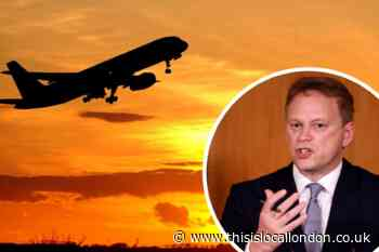 Grant Shapps announces 12 countries you can travel to from May 17