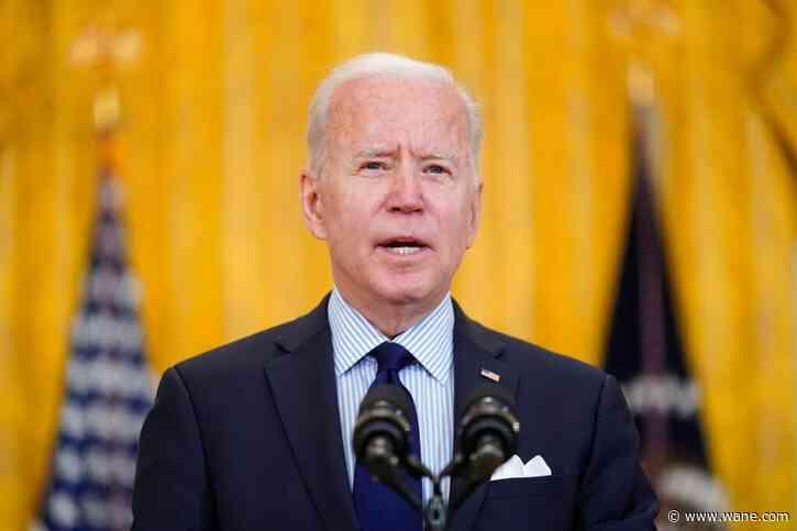 Biden calls economy rebuild 'a marathon', not sprint