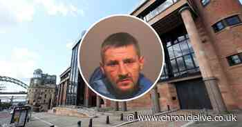 Thug slashed his friend's neck and ear with broken bottle during drunken row