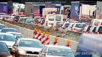 A7 bei Dreieck Salzgitter voll gesperrt - Bauarbeiten bis Montag
