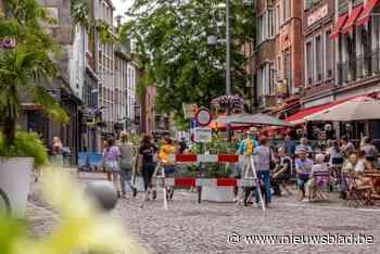 Knip Markt vervroegd door heropening terrassen (Tielt) - Het Nieuwsblad