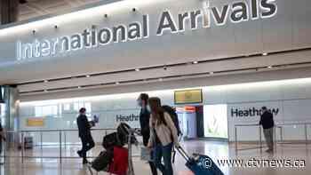 Coronavirus: UK OKs holiday travel to Portugal, Israel; not France, Canada - CTV News