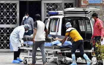 Coronavirus | India records its highest single-day fatality toll - The Hindu