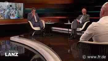 ZDF-Talk: Friedrich Merz schwimmt, Markus Lanz beißt zu - fr.de