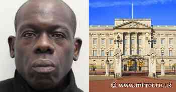 Buckingham Palace Knifeman simply walked through gate as vehicle was going in