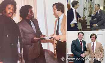 Lee Atwater masterminded racist George HW Bush election ad while schmoozing black stars