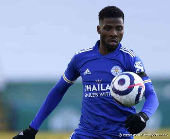 Iheanacho Has Handled Leicester City's Goal-Scoring Responsibility Perfectly – Sherwood