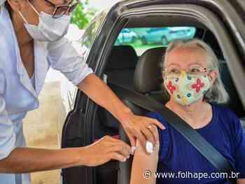 Camaragibe faz mutirão de vacinação neste sábado (8) - Folha de Pernambuco
