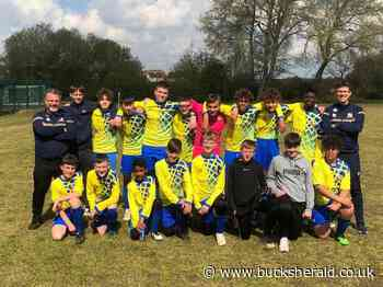 Aylesbury Vale Dynamos Colts go top of the Under 14s table - Bucks Herald