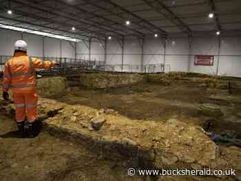 HS2 Archaeologists uncover nine centuries of local history in Aylesbury Vale - Bucks Herald