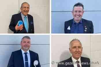 Tendring councillors react after winning Essex County Council seats