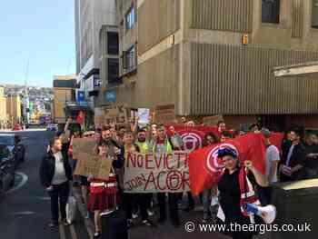 Kill The Bill: Acorn Brighton to protest at Brighton Town Hall