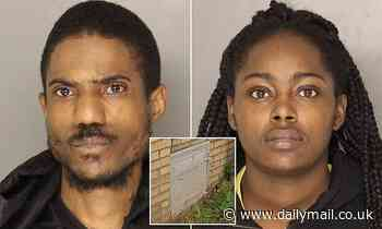Couple are charged with locking kids in coal cellar called 'the hole' for days on end