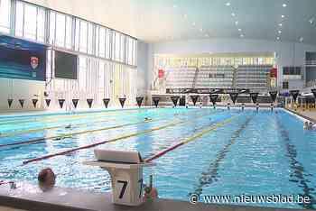 Wie in Antwerpen wil gaan zwemmen moet weken geduld oefenen