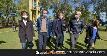 San Antonio de Areco: El intendente Ratto recibió la visita de los ministros Simone y Katopodis - Grupo La Provincia