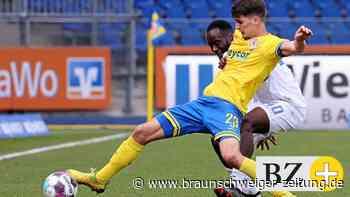 Eintracht Braunschweigs Kampf um jedes Tor