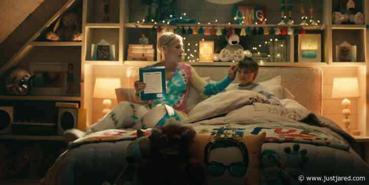 Pink's 'All I Know So Far' Music Video Features Cher, Judith Light & Her Husband & Kids!