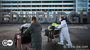 Coronavirus digest: UK reopens travel to select countries - DW (English)