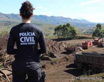 Polícia Civil cumpre mandados em Itabirito, Mariana e outras cidades mineiras para apurar crimes ambientais - Mais Minas