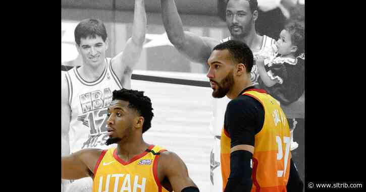 Gordon Monson: The best Utah Jazz team of all time? Could it be the current version, led by Donovan Mitchell and Rudy Gobert?