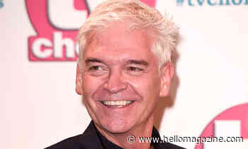 Phillip Schofield's meal out with friends ends in disaster for one reason