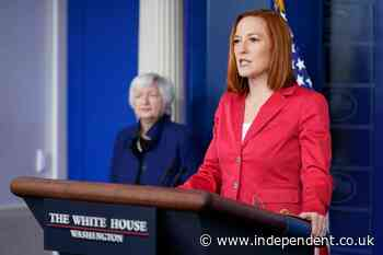 'You have had plenty of time': Psaki moves on after Newsmax reporter pushes Wuhan conspiracy theories