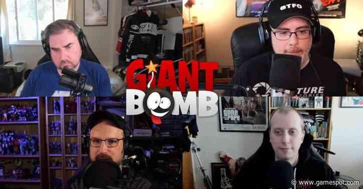 Don't Miss Vinny, Alex, And Brad's Final Giant Bomb Stream