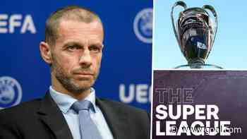 UEFA reintegrates nine Super League clubs as Barca, Real Madrid and Juventus face punishment for holding out