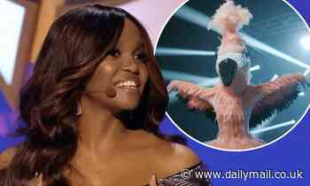 The Masked Dancer: Oti Mabuse makes her debut as a judge in teaser clip