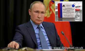 Covid Russia: Putin boasts Sputnik-v vaccine are 'as simple and reliable as a Kalashnikov rifle'