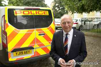 Elections 2021: New North Yorkshire police, fire and crime commissioner elected