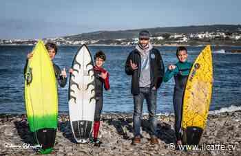 La Surf Beat School di Anzio al campionato italiano di surf categoria U12 e U14 - Il Caffè.tv