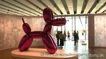 Museum zeigt große Jeff-Koons-Ausstellung