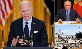 Biden says he's 'confident' he will meet with Putin this summer