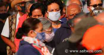 Mexico's confirmed coronavirus death toll rises to 218657 | Saltwire - SaltWire Network