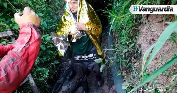 Rescatan con vida a cinco trabajadores en mina de Amagá, Antioquia - Vanguardia