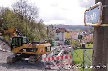 Bad Kissingen: Zoff legt die Baustelle in der Burgstraße lahm - inFranken.de