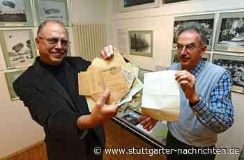 Leinfelden-Echterdingen - Dieser Mann kennt die Geheimnisse der Stadt - Stuttgarter Nachrichten